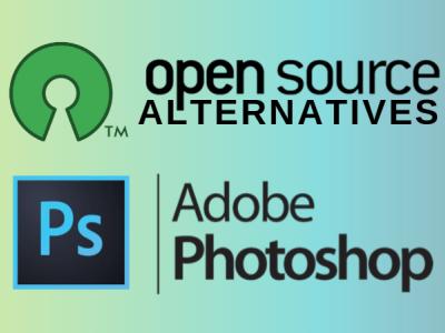 Adobe Photoshop 的 4 种自由开源替代品
