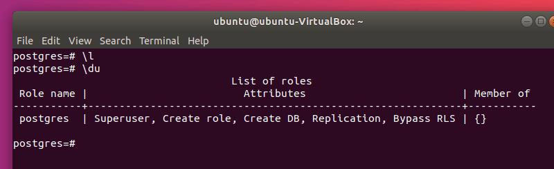 PostgreSQLUsers