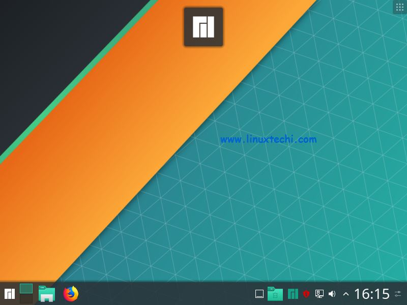 KDE-Desktop-Screen-Manjaro-18-1