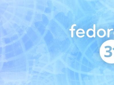 Fedora 31 正式发布