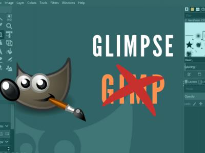 由于 GIMP 是令人反感的字眼,有人将它复刻了