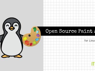 6 款面向 Linux 用户的开源绘图应用程序