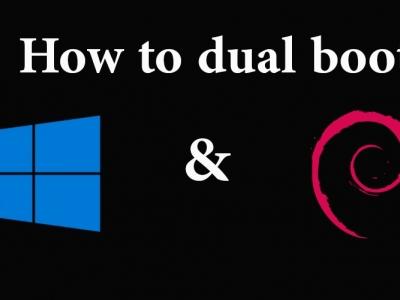 如何拥有一个 Windows 10 和 Debian 10 的双系统
