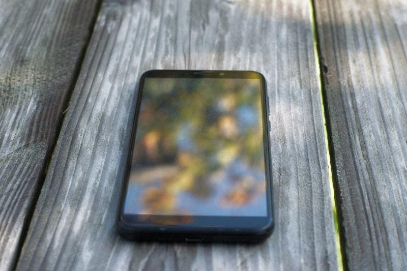 PinePhone Prototype | Image by Martjin Braam