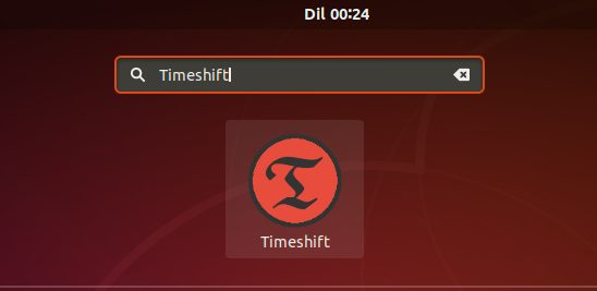 Access timeshift