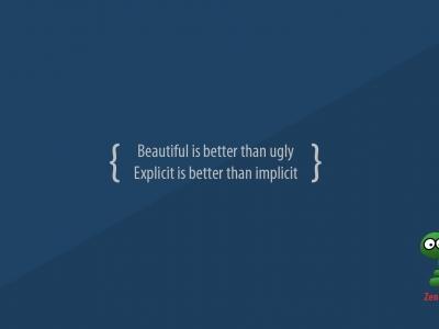 为什么 Python 代码要写得美观而明确