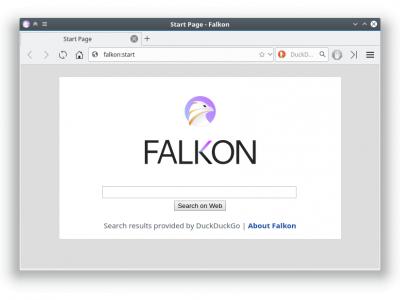 应用推荐:来自 KDE 的 Falkon 开源 Web 浏览器