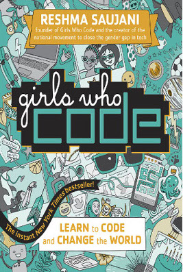 Girls Who Code book cover