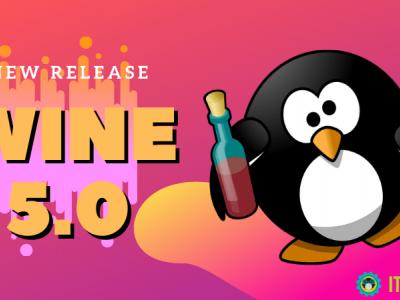 Wine 5.0 发布了!