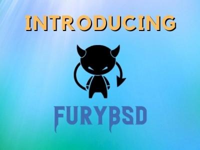 认识 FuryBSD:一个新的桌面 BSD 发行版