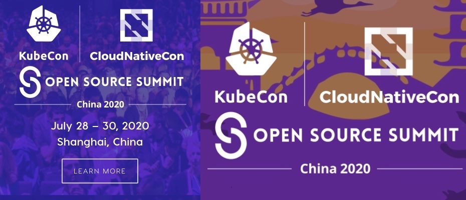 KubeCon + CloudNativeCon + 开源峰会