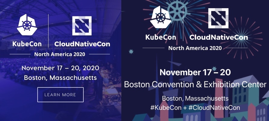 KubeCon + CloudNativeCon North America 2020