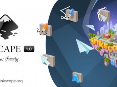 经过了 3 年,Inkscape 1.0 终于发布了
