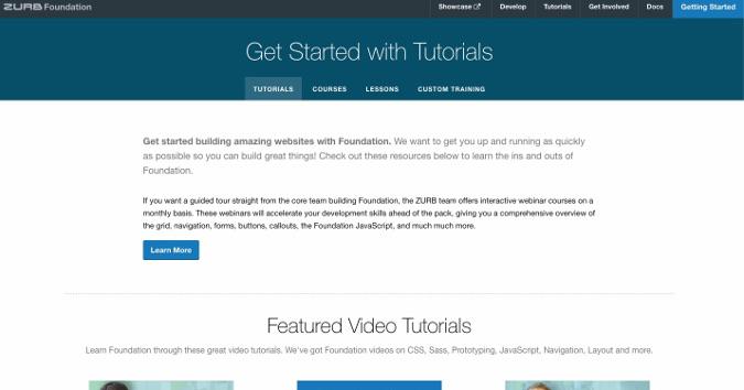 Foundation documentation