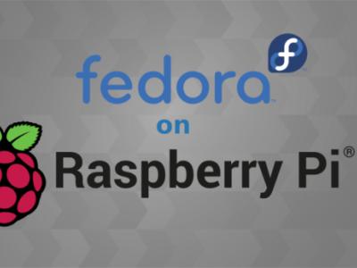 在树莓派 3 上安装 Fedora