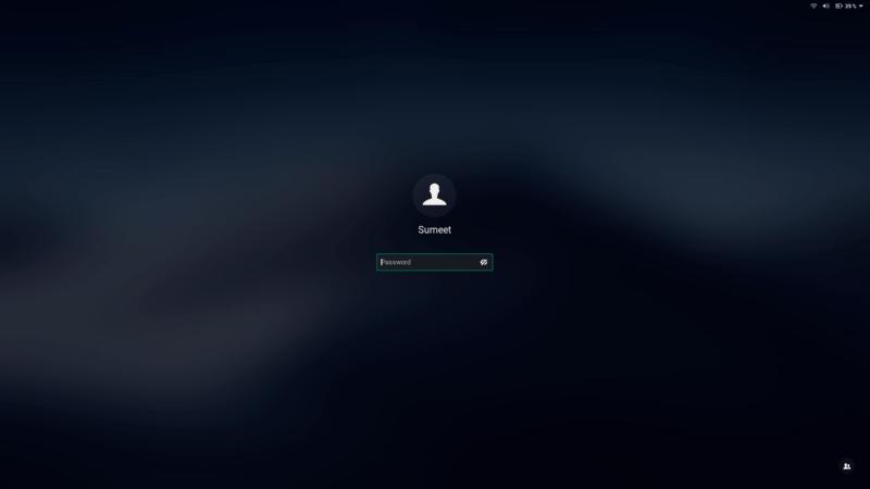 GNOME登录屏幕与GDM