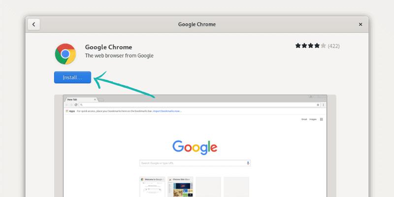 Step 3: Install Chrome Fedora