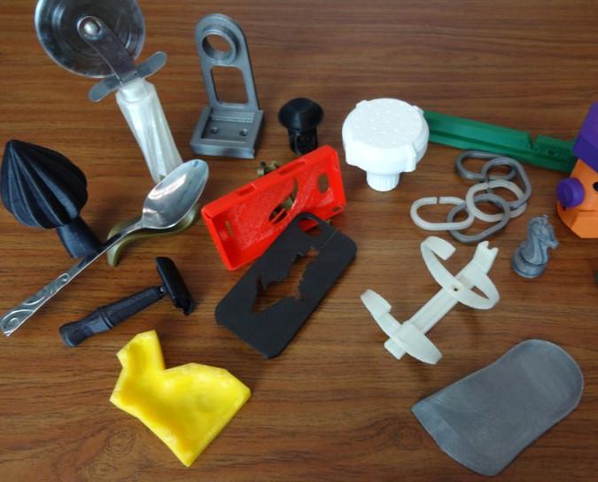 3D 打印的家居用品