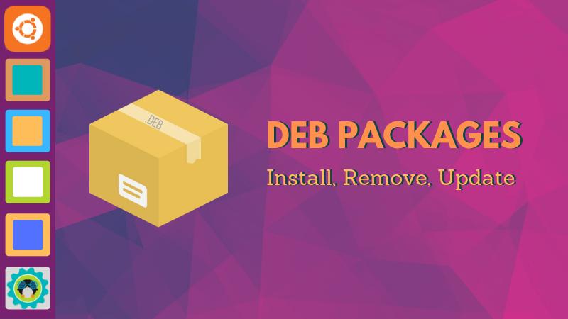 在 Ubuntu 中安装 deb 文件