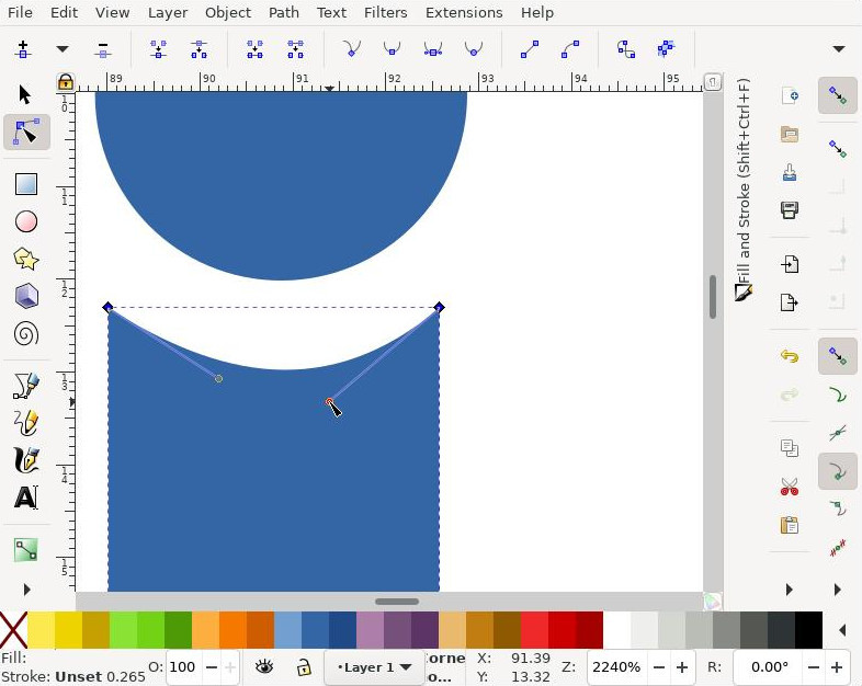Inkscape 应用