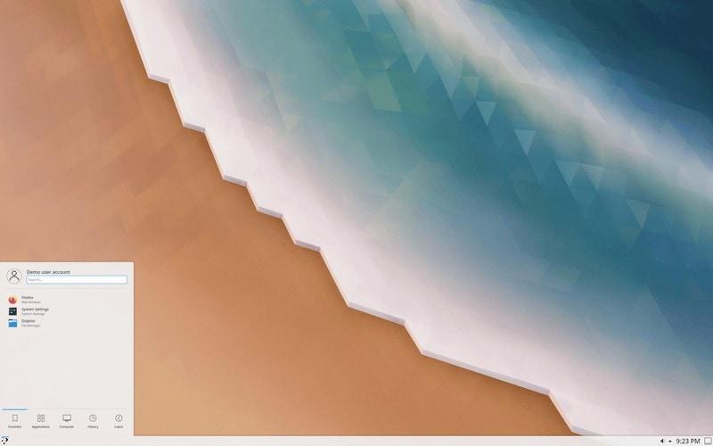 Nixos KDE Edition