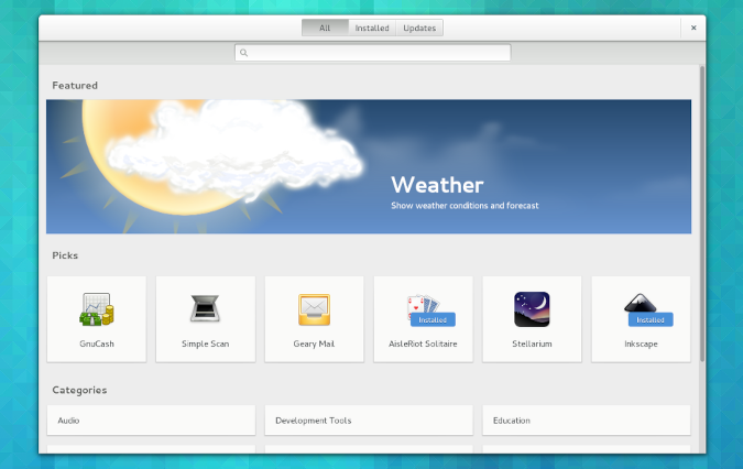 Packaging GNOME software