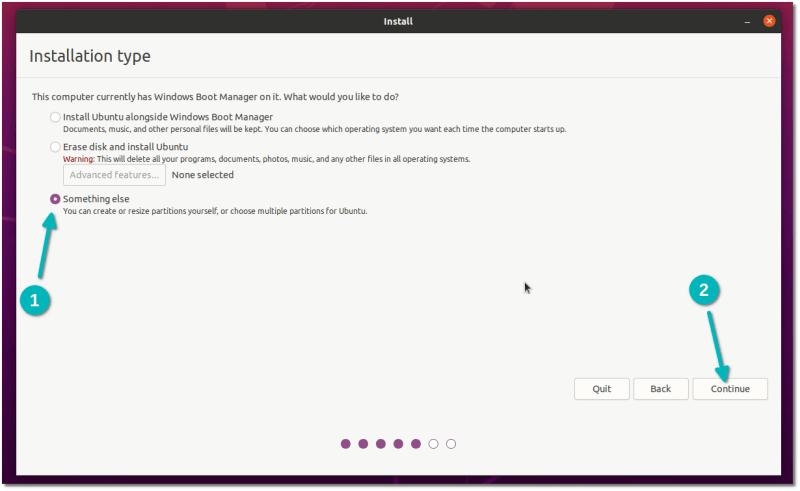 Installing Ubuntu is smoother